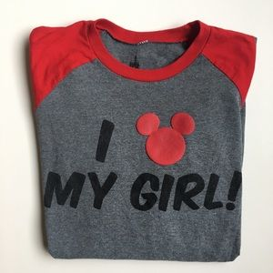 Disney Long Sleeve Tee